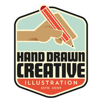 Hand Drawn Creative Identity