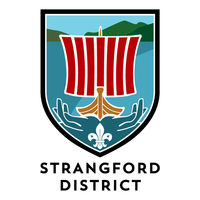 Strangford District Scouting logo