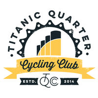 Titanic Quarter Cycling Club Identity
