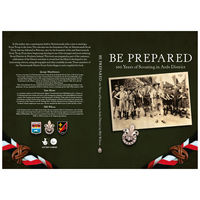 Be prepared Book Cover
