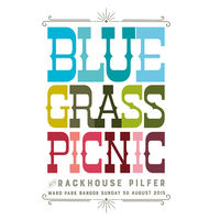 Bluegrass Picnic Poster for Open House Festival