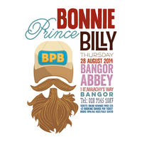 Bonnis Prince Billy Poster for Open Hose Festival