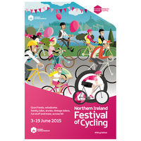 Festival of Cycling Artwork