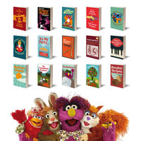 Sesame tree Book props
