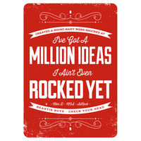 A Million Ideas (The Beastie Bys)