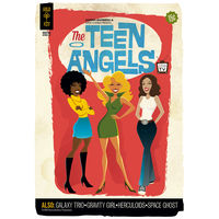 Teen Angels for Planet Pulp Gallery