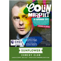Sunflower Comedy – Colin Murphy