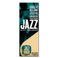 Jazz Lounge Poster Design