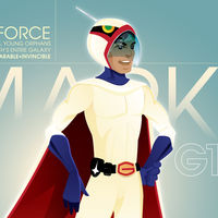 Mark G Force Artprint (SOLD OUT)